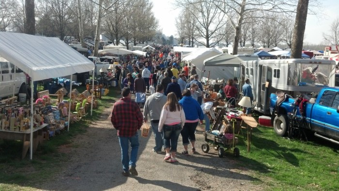 Here Are 11 Of The Very Best Flea Markets In Ohio