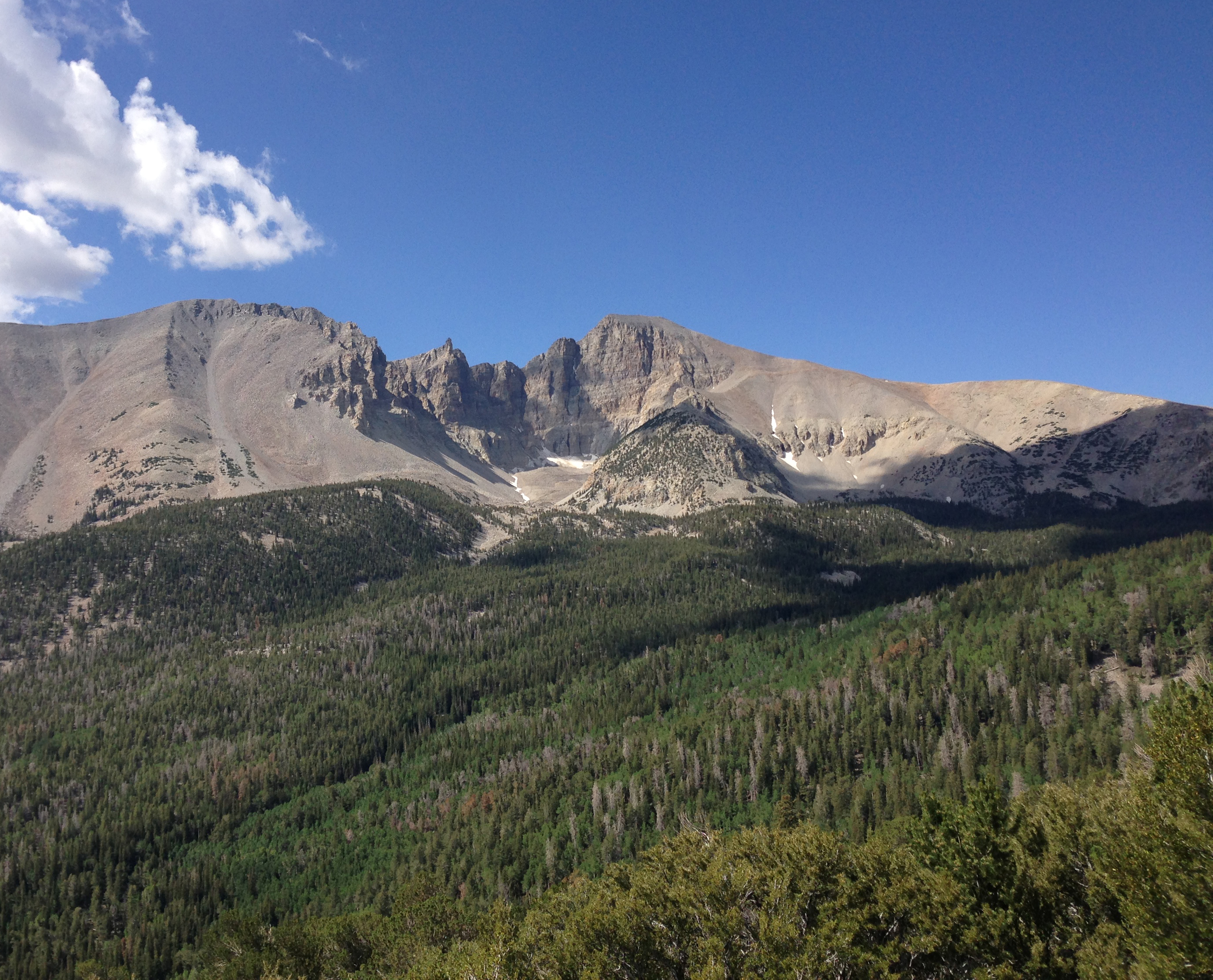 10 Amazing Mountains In Nevada