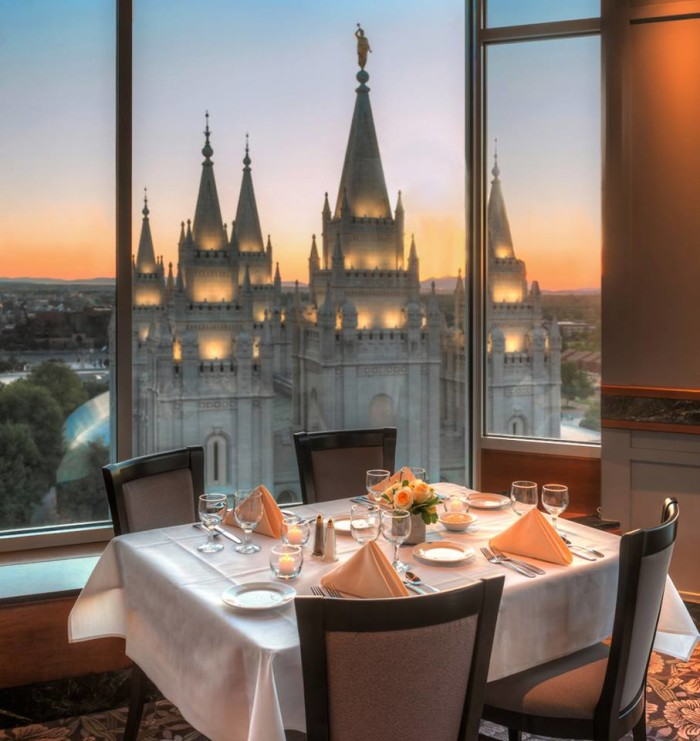 These 13 Restaurants In Utah Have Jaw Dropping Views While