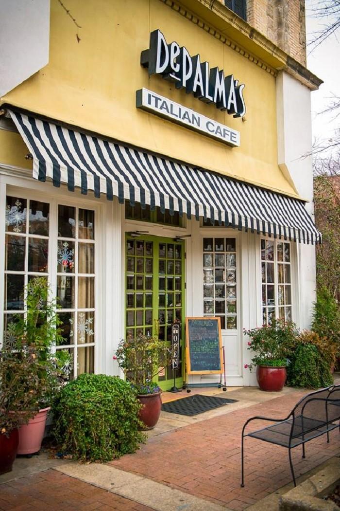 10 Mouthwatering Italian Restaurants In Alabama