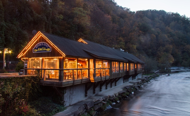 These 15 Restaurants In North Carolina Have Jaw Dropping Views