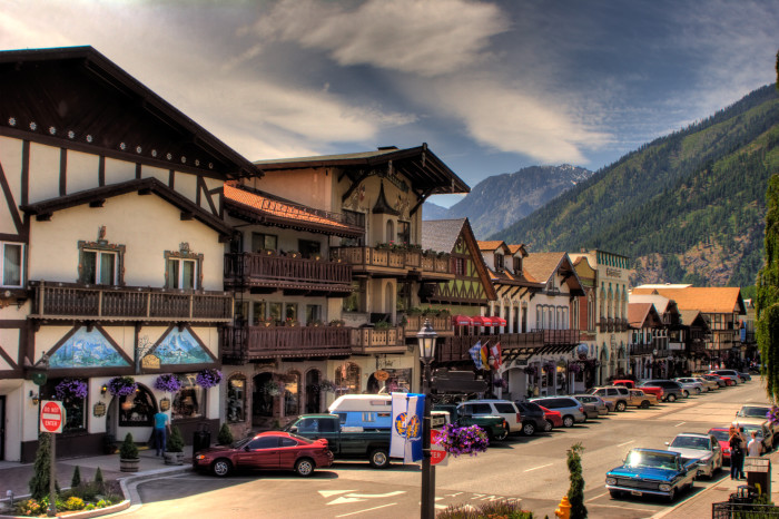 Leavenworth German Christmas Town Washington.Why Everyone Should Visit This Small Town In Washington