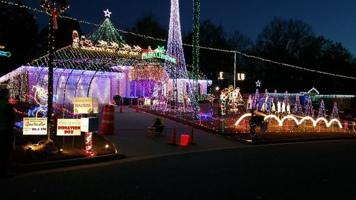 Christmas Lights In Georgia.Here Are The 8 Best Christmas Displays In Georgia