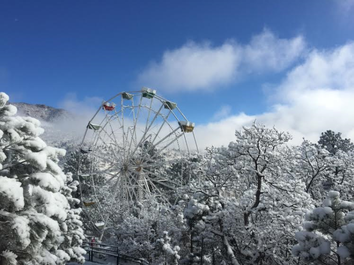 Christmas In Colorado Mountains.The Top 12 Christmas Towns In Colorado