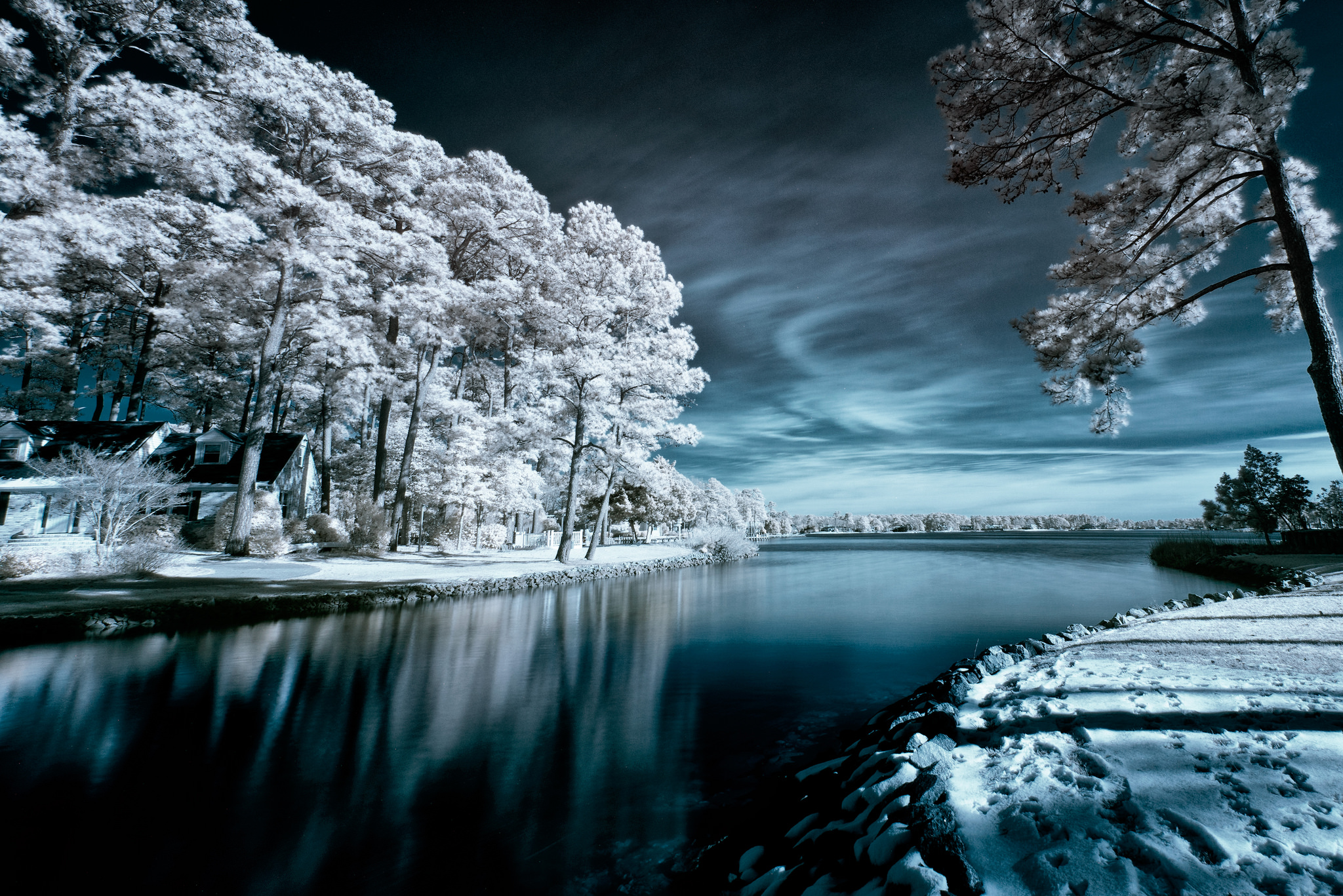 Snowing Christmas Scene.22 Beautiful Photos Of Snow In Virginia