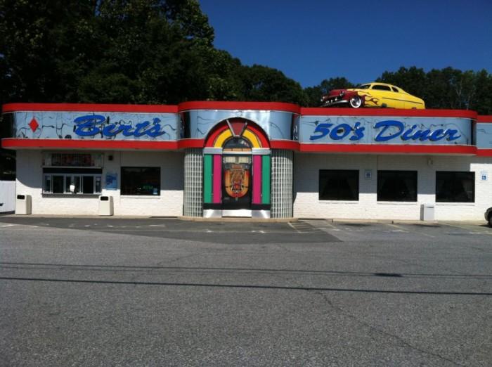10 Unique Restaurants In Maryland