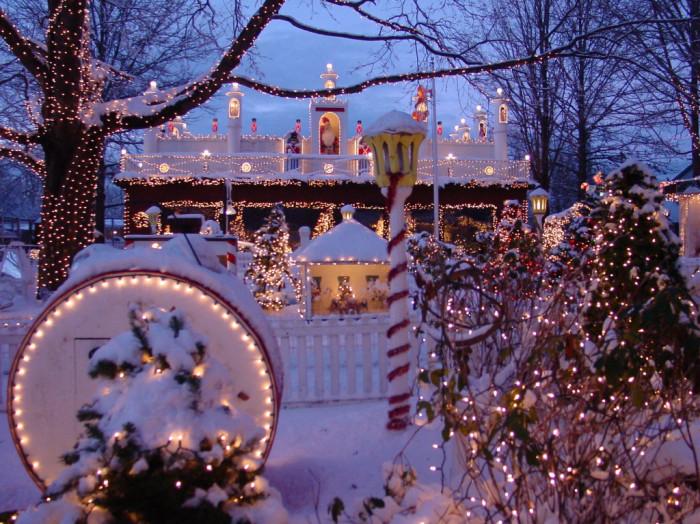 Christmas In Boston Massachusetts.The Top 9 Best Christmas Displays In Massachusetts
