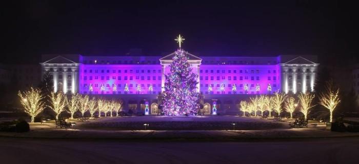 11 Great Christmas Displays In West Virginia