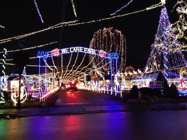 Christmas In Indiana.The 11 Best Christmas Displays In Indiana