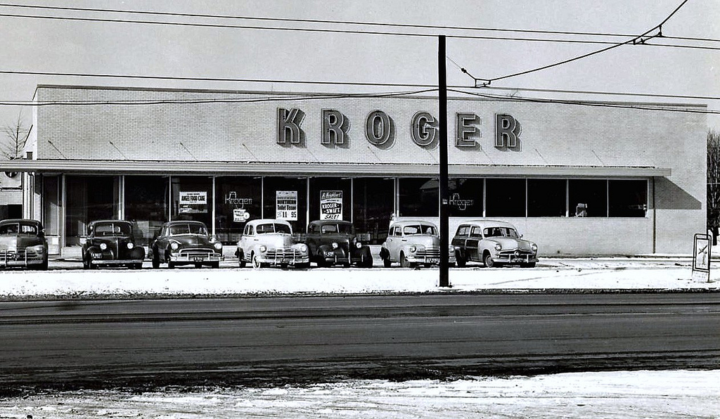 Kroger Marietta Ohio >> These 12 Photos Of Ohio In The 50s Are Mesmerizing Only