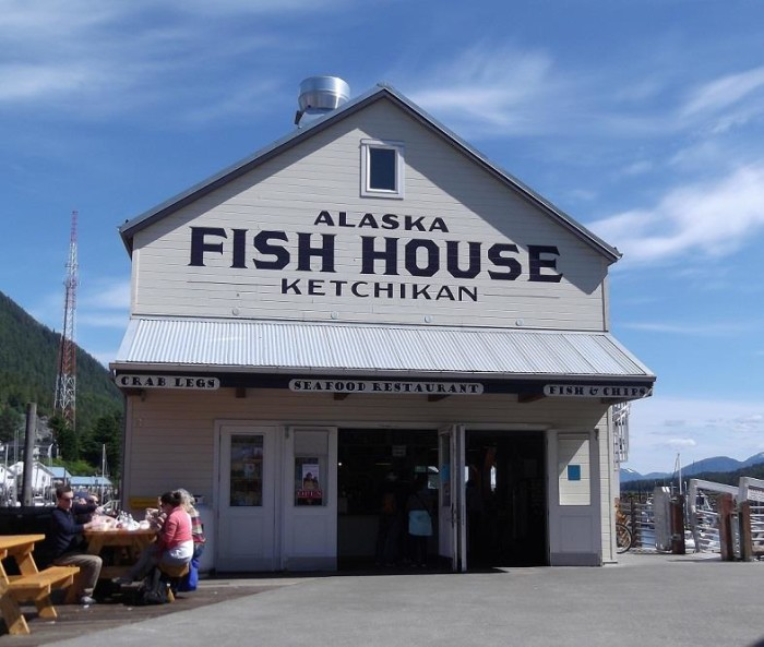 These 9 Restaurants Serve The Best Crab In Alaska Only In