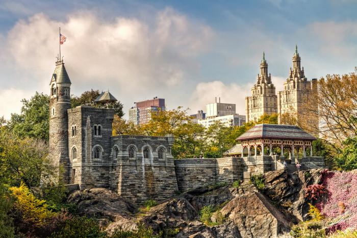 14 Stunning Castles Hiding In New York