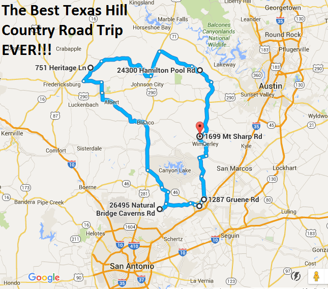 The Ultimate Texas Hill Country Road Trip on northeast texas map, texas elevation map, central texas, texas gulf coast map, llano estacado, blanco county map, permian basin, natural bridge caverns, enchanted rock map, llano texas map, west texas, west texas map, north texas, texas panhandle, texas regions, usa map, big bend, big bend texas map, south texas, texas state map, new braunfels, central texas map, south texas map, enchanted rock, texas wine country map, guadalupe river map, edwards plateau, wimberley tx map, texas regional map, piney woods, east texas, marble falls map, san marcos, edwards aquifer, texas fredericksburg, texas north map, guadalupe river,