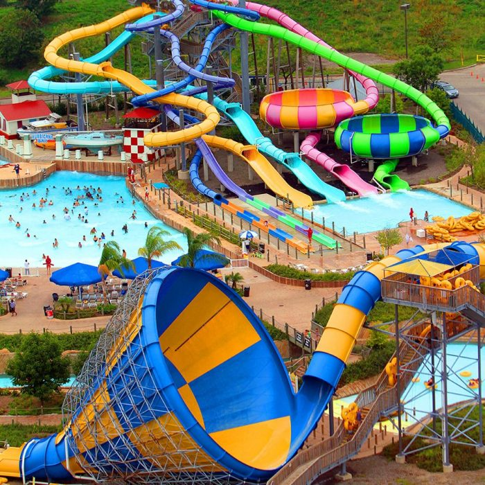 10 Of The Very Best Water Parks In Illinois