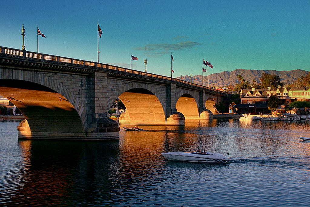 9 Strange Facts About Arizona S London Bridge