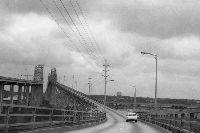 Footage Of Crossing The Old Cooper River Bridge In South Carolina Will Take You Back In Time