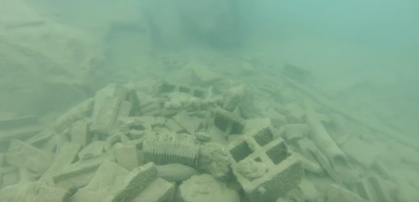 The Sunken Community At The Bottom Of Georgia's Lake Lanier