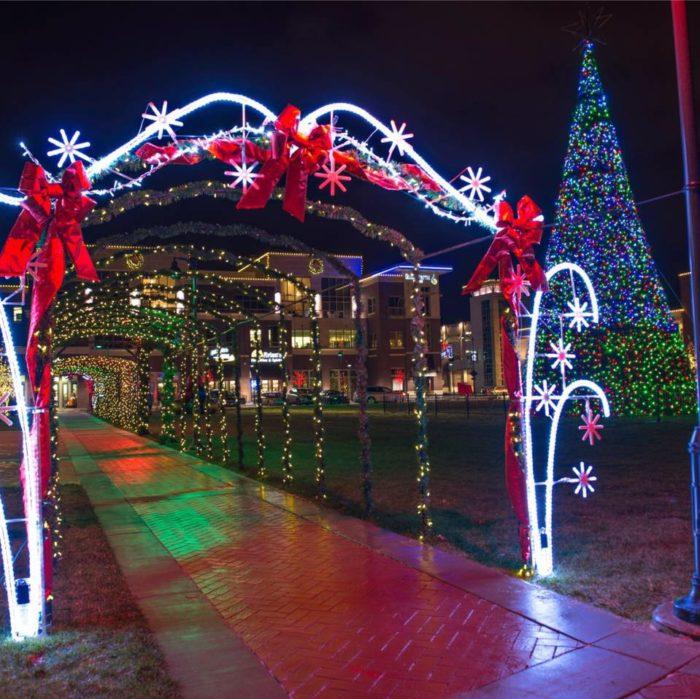 Christmas Lights In Wichita Ks.14 Best Christmas Light Displays In Kansas 2016