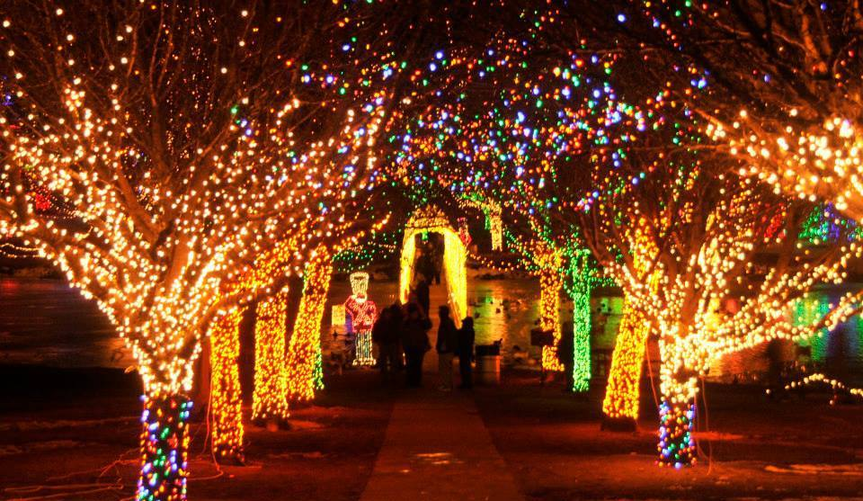 Yukon Ok Christmas Lights.17 Best Christmas Light Displays In Oklahoma 2016