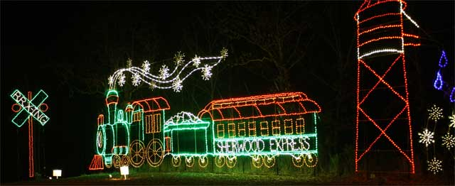 huge discount 513d8 03be4 Here Are The 14 Most Magical Christmas Towns In Arkansas