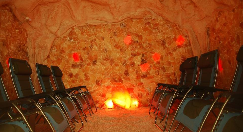 Salt cave near me
