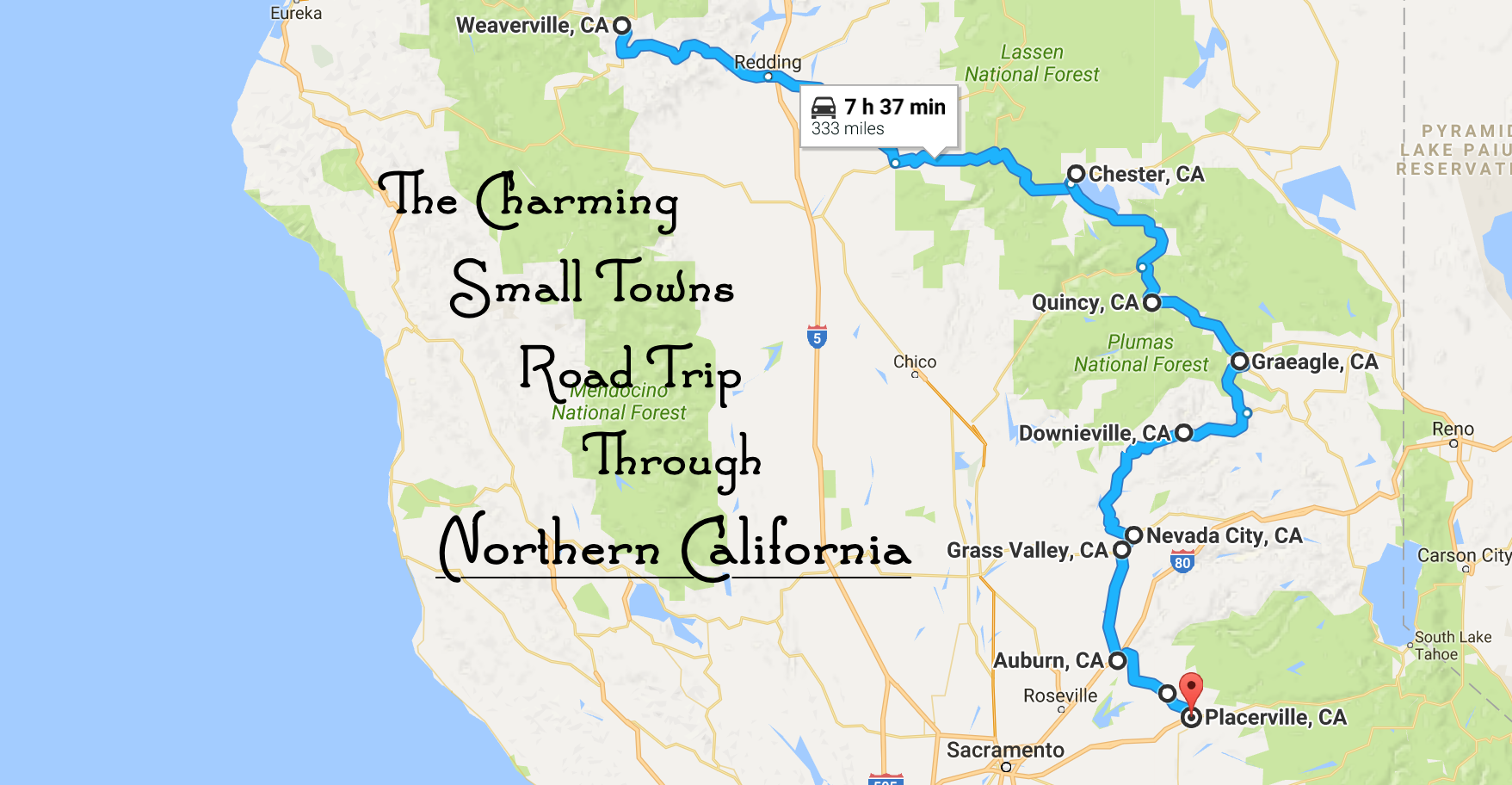 Take This Road Trip To See 10 Of The Greatest Small Towns In ...