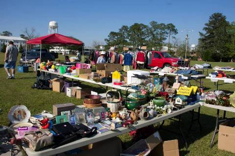 This 272 Mile Yard Sale Is The Biggest Yard Sale In Florida