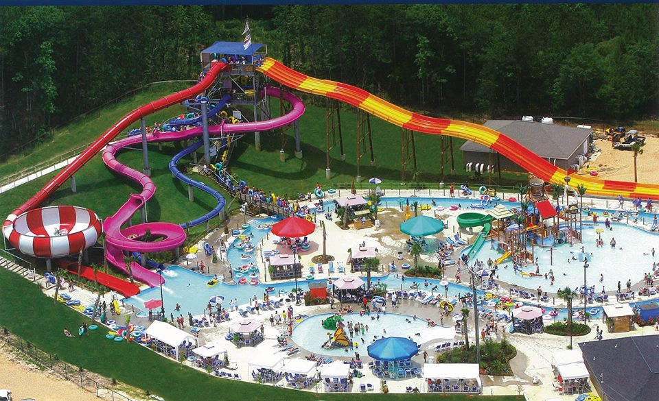 Here Are 10 Of The Best Water Parks In Mississippi