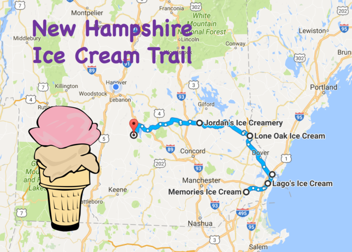 The Ultimate Ice Cream Trail Through New Hampshire on washington map, new england map, texas map, iowa map, northeast us map, mississippi map, florida map, new jersey map, michigan map, north carolina map, pennsylvania map, louisiana map, laconia map, delaware map, massachusetts map, indiana map, maryland map, illinois map, vermont map, arkansas map, minnesota map, missouri map, virginia map, nunavut map, nevada map, oregon map, wisconsin map, nebraska map, california map, rhode island map, nh map, maine map, colorado map, mass map, usa map, new york map, ohio map, montana map,