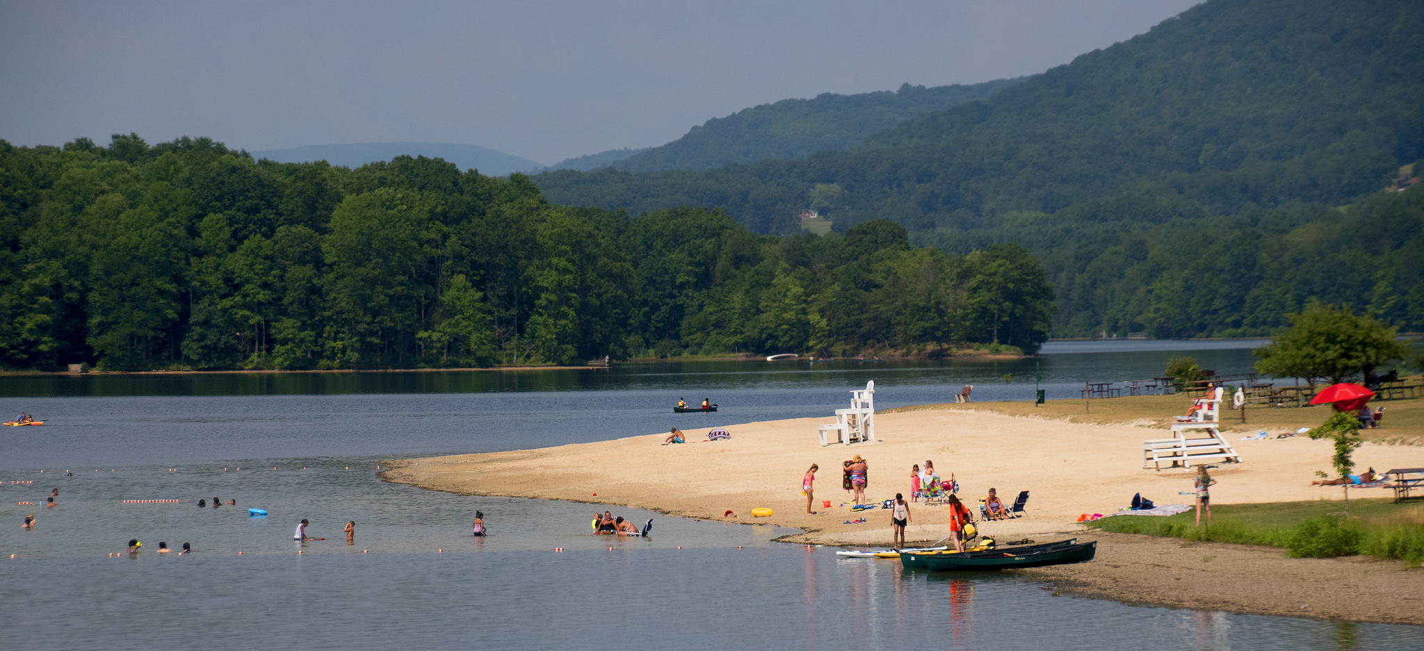 Lake Habeeb Is The Best Lake Near Washington DC For A Summer Day Trip
