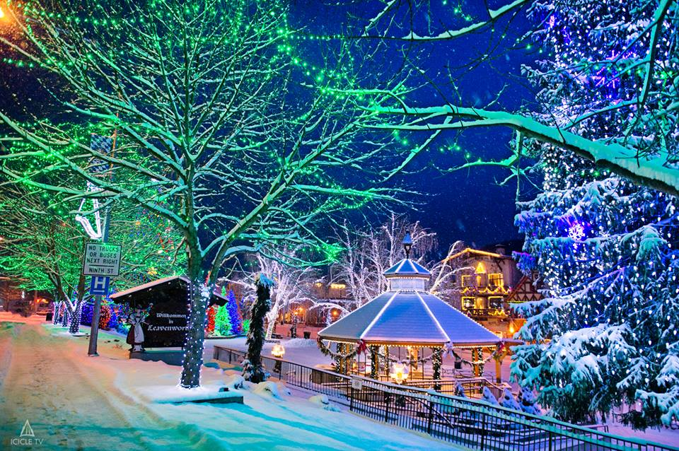 Leavenworth Washington Christmas 2019.You Ll Never Forget A Trip To The Most Enchanting Town In