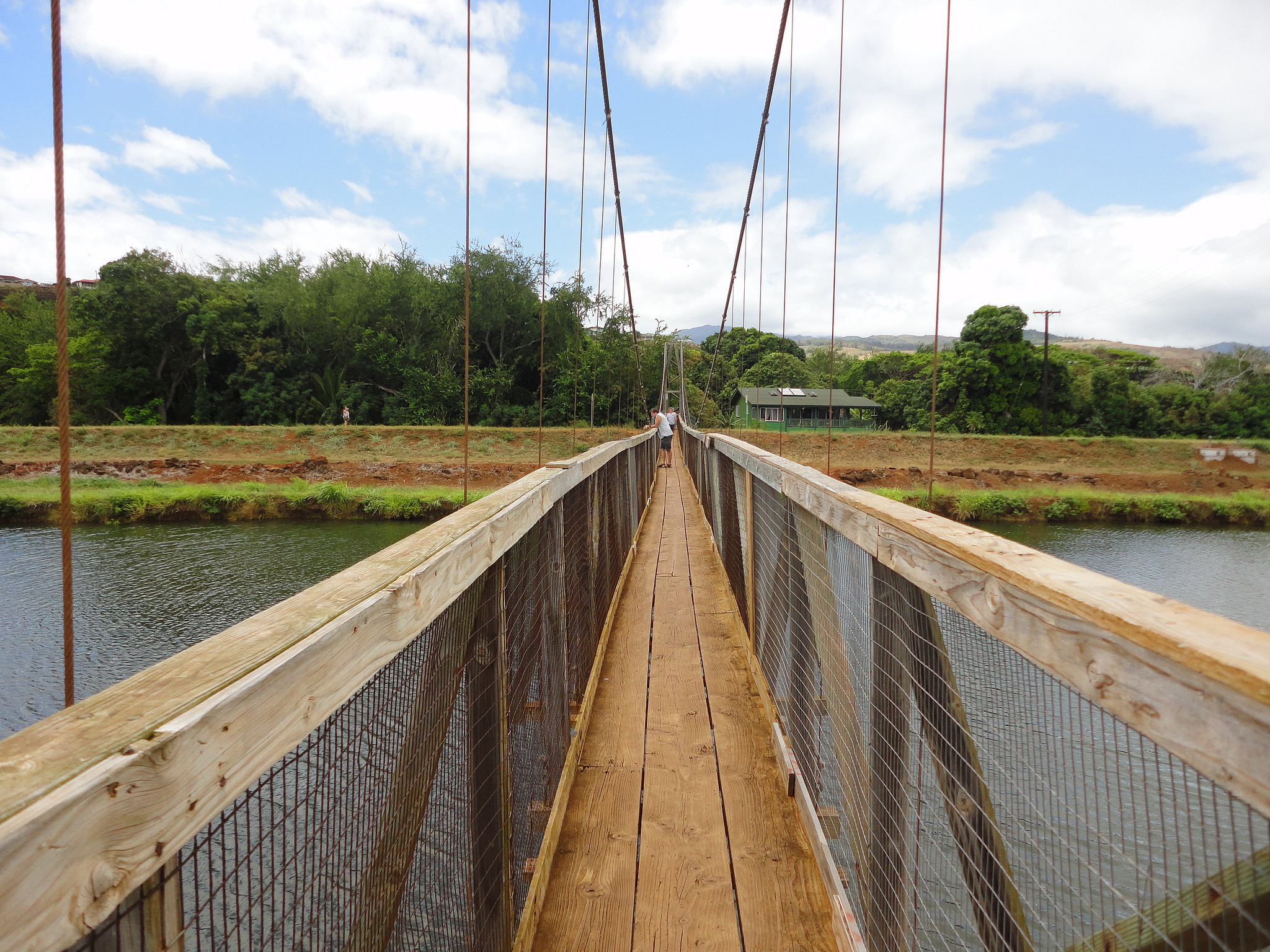 The Stomach Dropping Suspended Bridge Walk You Can Only Find
