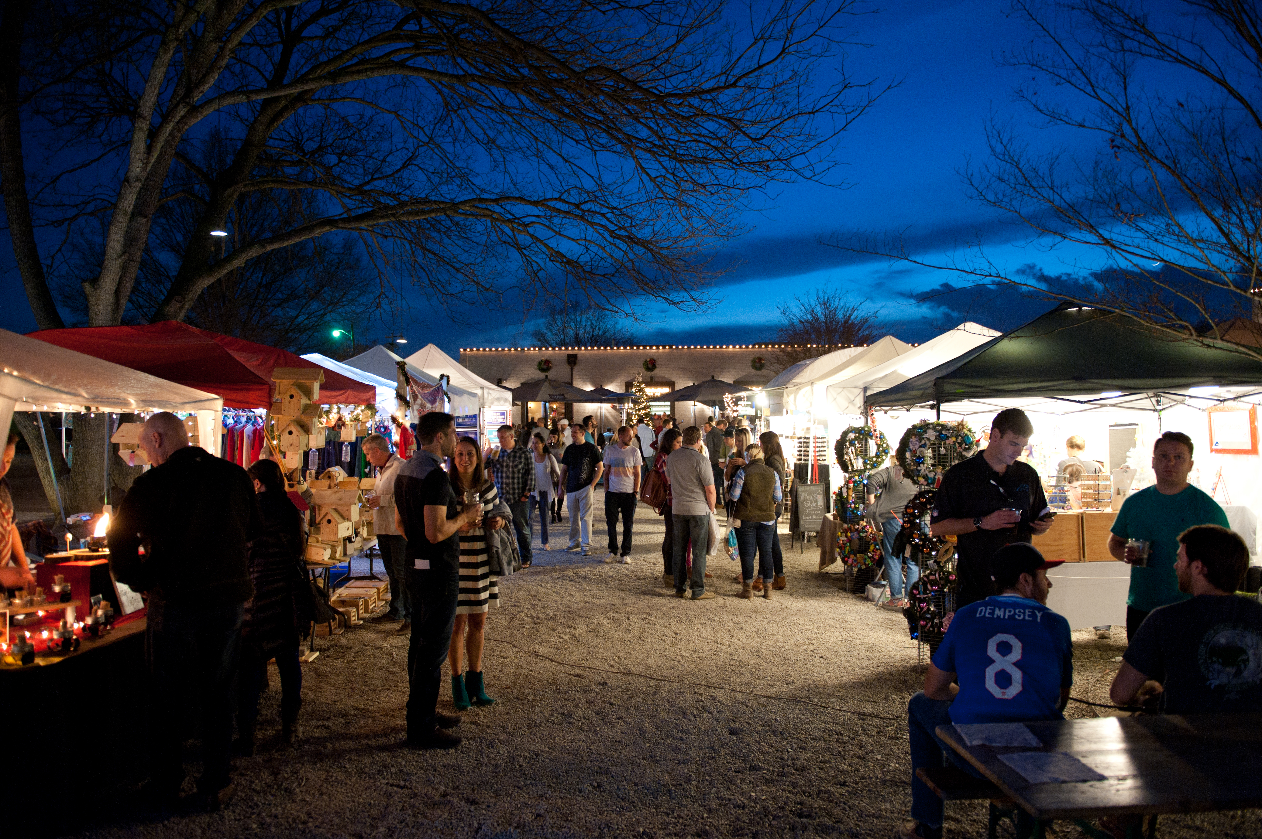 Charlotte Christmas Market.9 Best Holiday Markets In Charlotte 2017