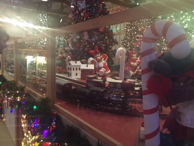 Christmas Ranch Morrow Ohio.The Best Christmas Village In Ohio The Christmas Ranch