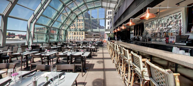 Union Is Minneapolis' Best Rooftop Restaurant