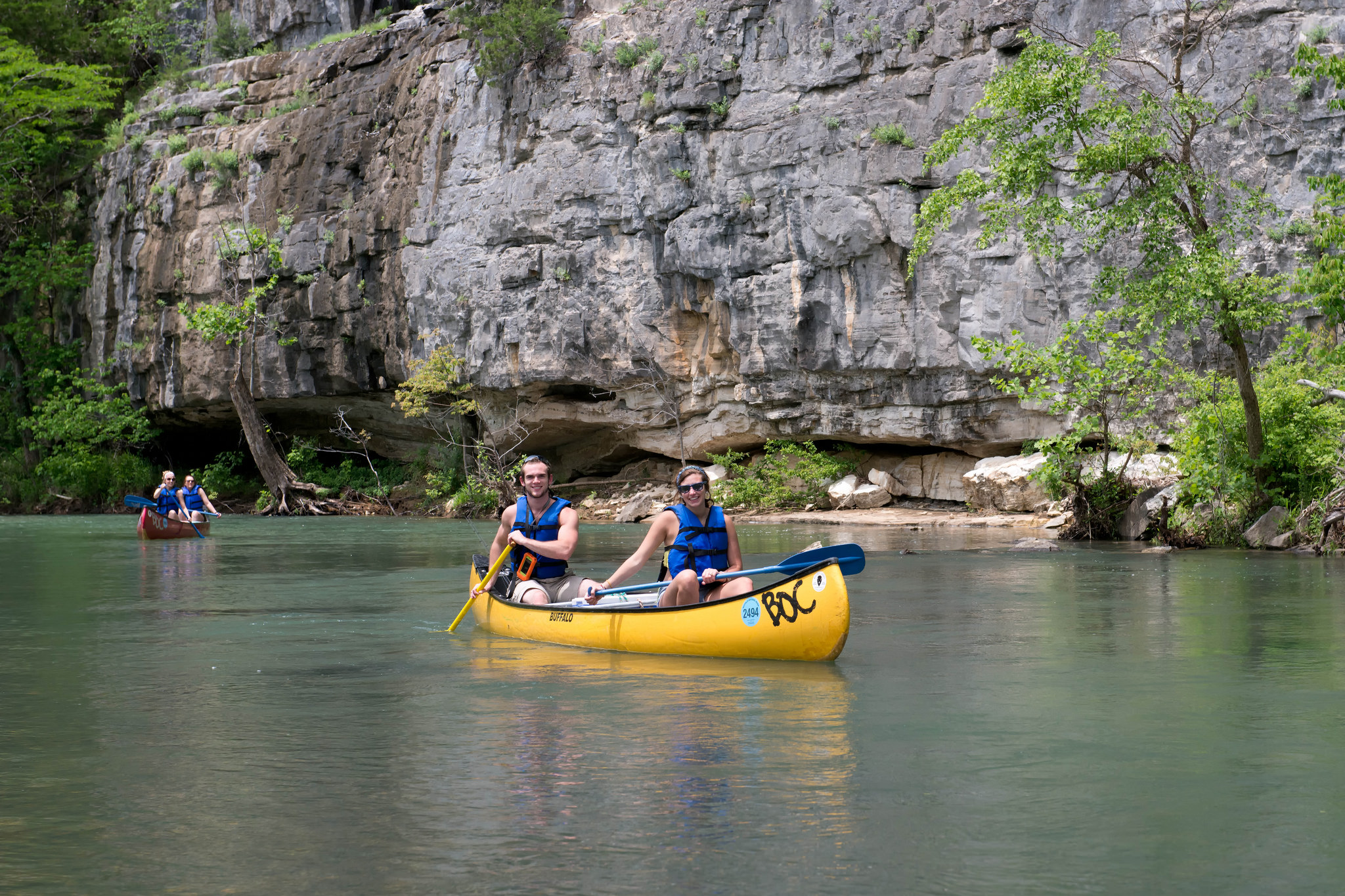 Water, fishing, wildlife combine to make south llano river a gem