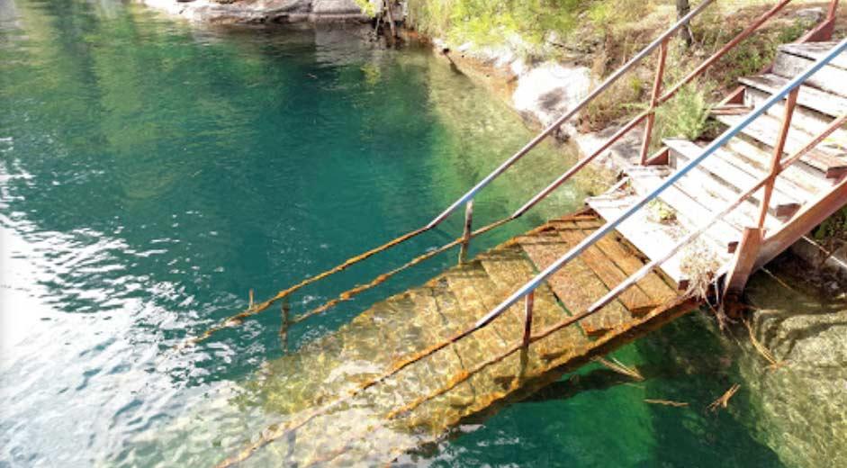 Fantasy Lake Scuba Park In North Carolina Is Perfect For