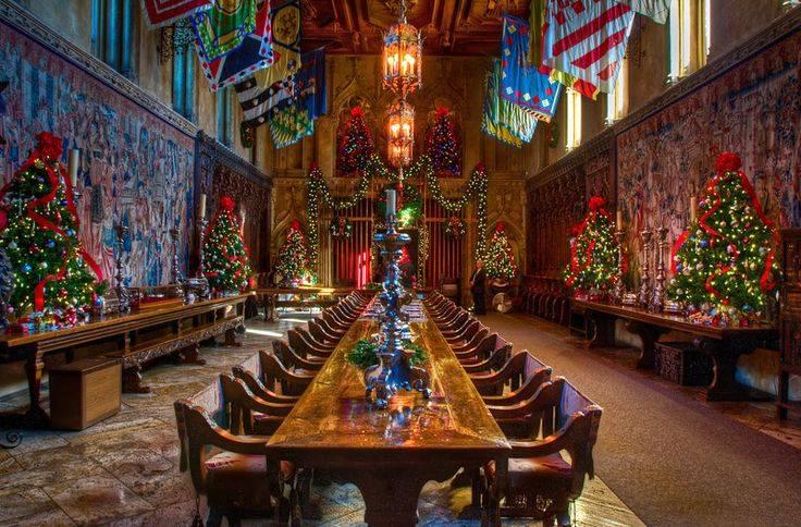 A Wizards Christmas Extravaganza Menu 2020 A Wizards Christmas Extravanganza Is A Can't Miss Harry Potter
