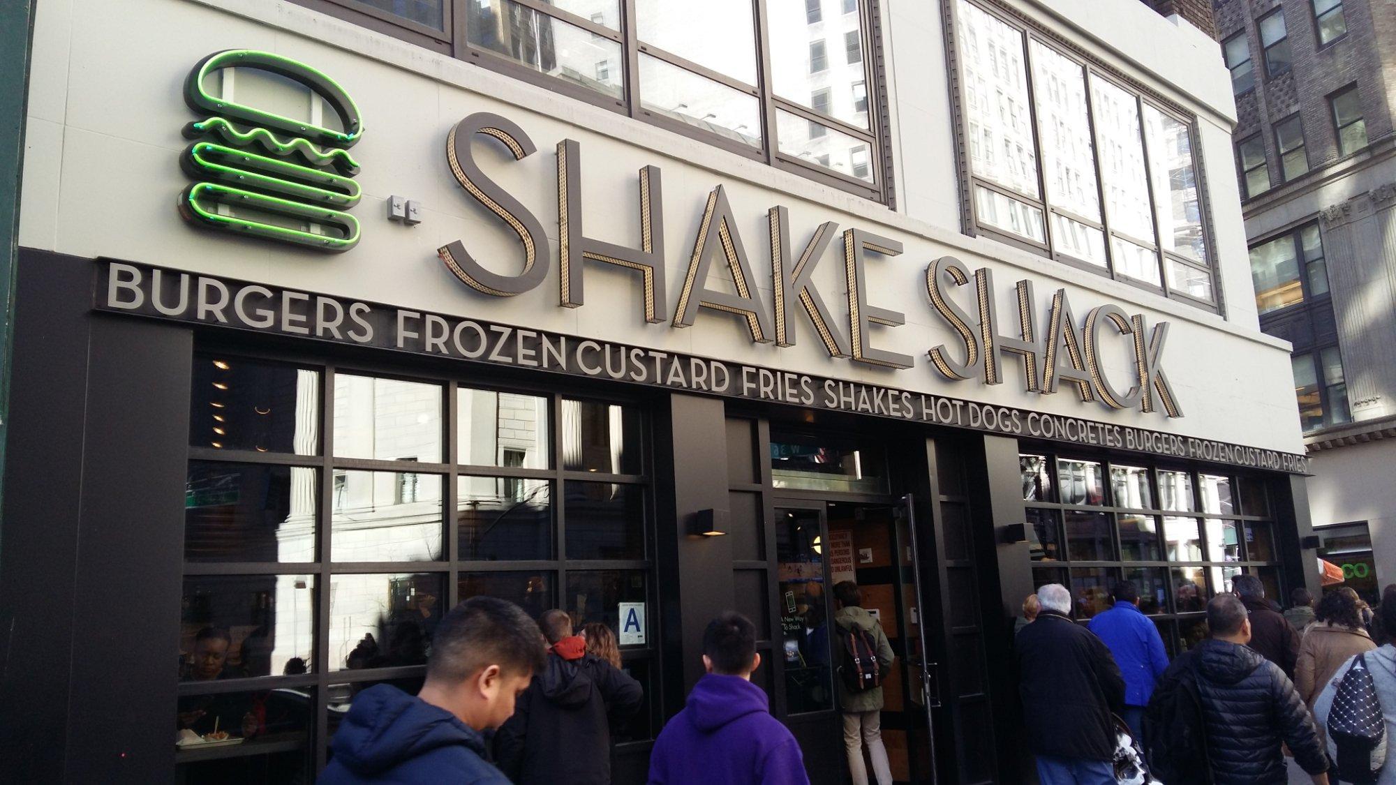 shake shack sandy utah