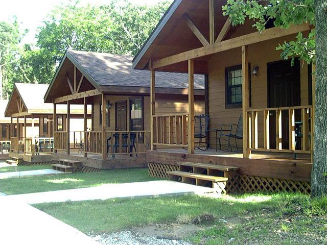 The Lakeside Cabin Rentals At Southern Oaks Resort In -6268