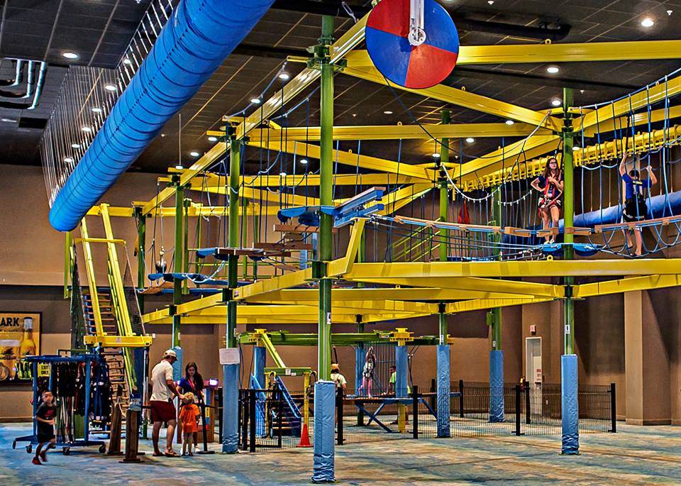 Margaritaville Has A 55 000 Square Foot Indoor Entertianment Center