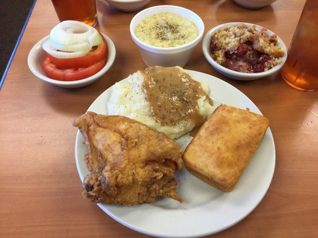 Check Out Loretta S Country Kitchen Restaurant In Georgia