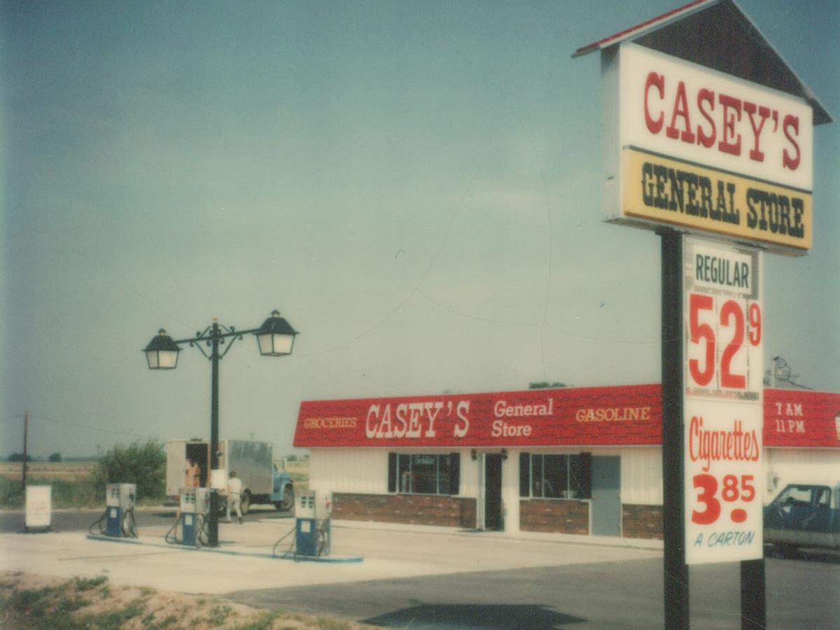 Caseys Clinton Ia >> Iowa Is Obsessed With Gas Station Pizza From Casey S General