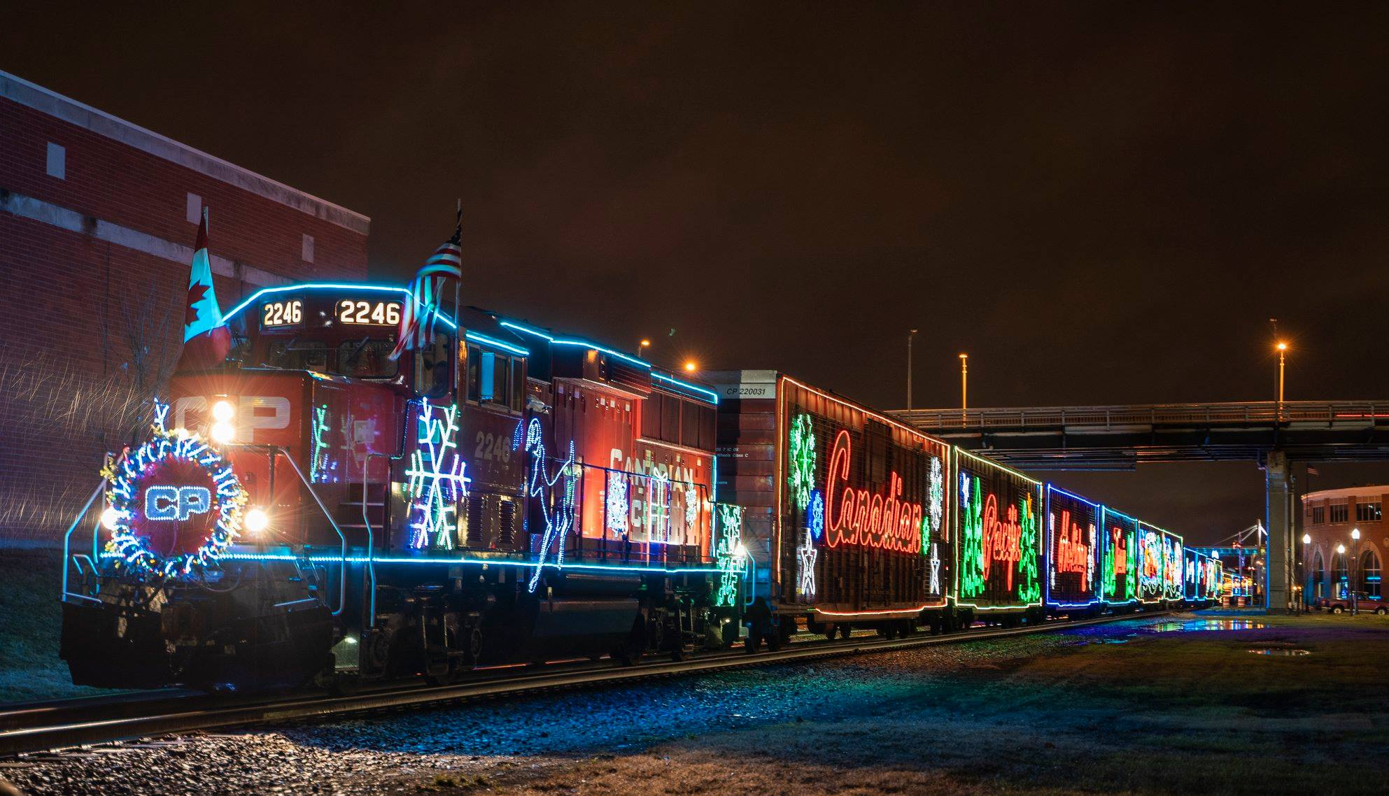 The 2019 Canadian Pacific Holiday Train In North Dakota   Dates, Towns
