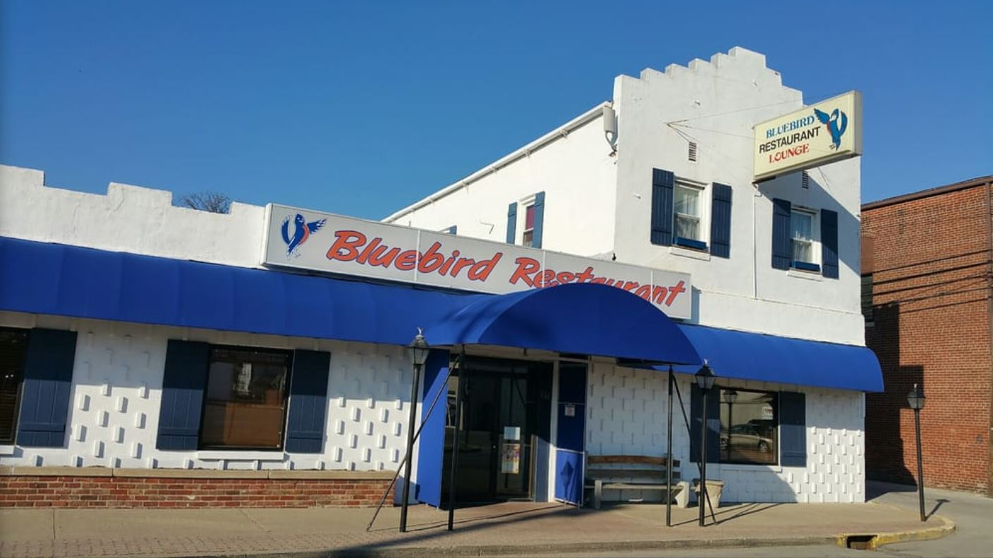 Visit Bluebird Restaurant In Morristown Indiana For Great