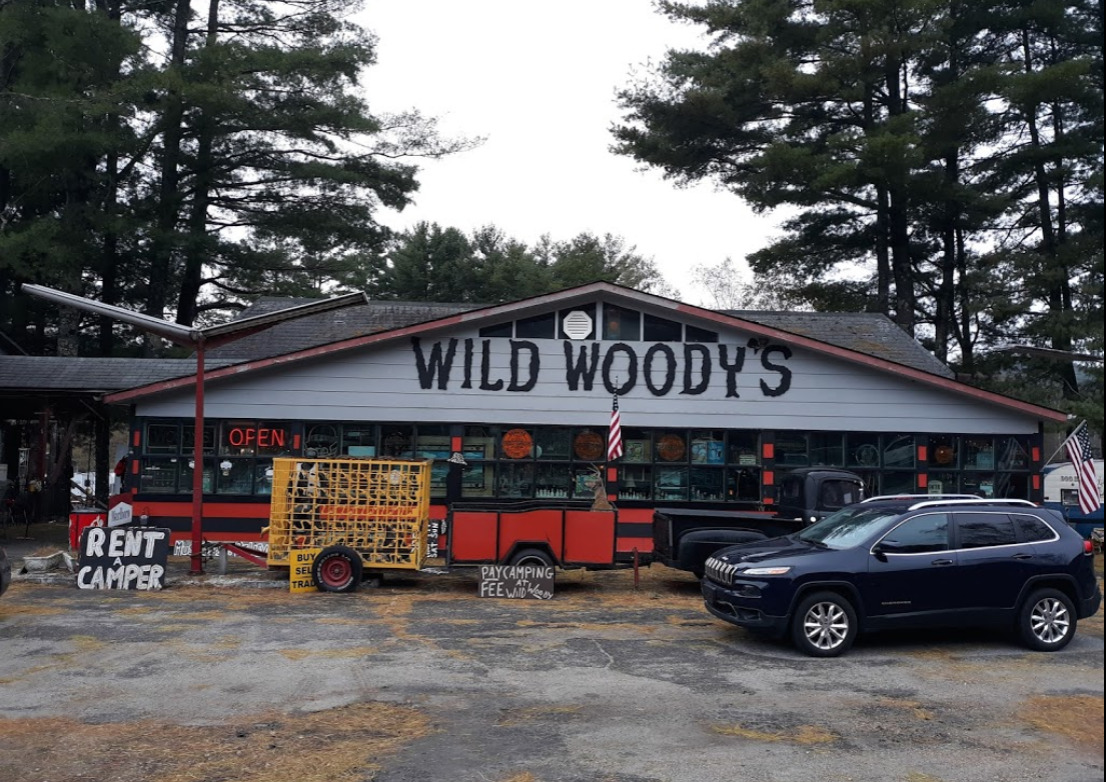 Visit No-Frills Wild Woody's Campground And Antiques In ...
