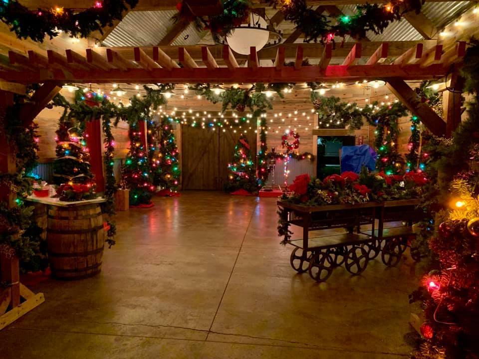 where was check inn to christmas filmed
