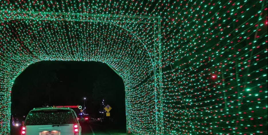 The Great Christmas Light Show 2020 In Myrtle Beach South Carolina Drive Thru 2 Million Lights At The Great Christmas Light Show In