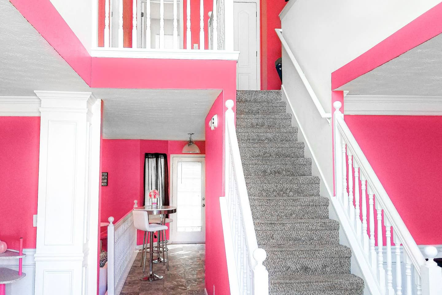 You Can Rent This Pink Life Size Barbie Dream House In Georgia
