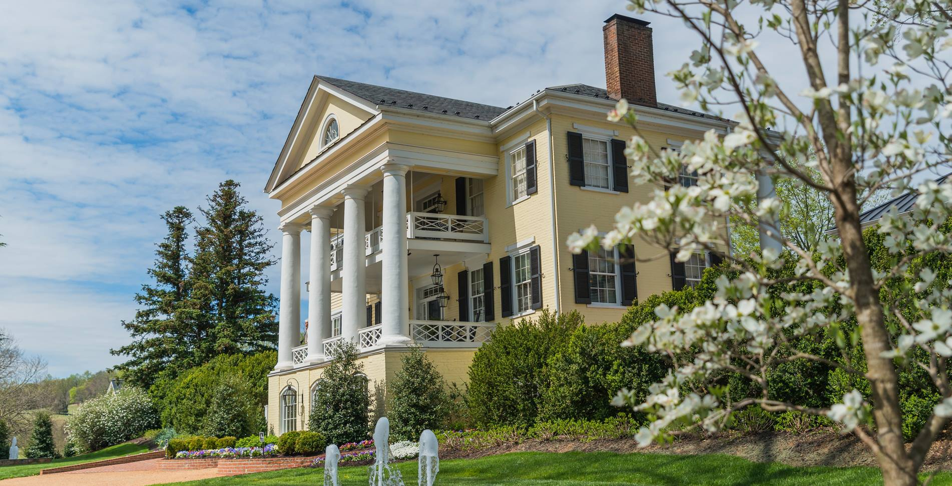 Three Of The Best Hotels In The U.S. Are Right Here In Virginia And They're Extraordinary